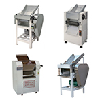 Knead And Press Machine