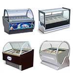 Ice-cream Display Cabinet
